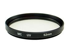 52mm Multicoated UV Glass Filter for Pentax K200D