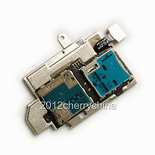New Sim Card Tray Holder Memory Slot Flex Cable For Samsung i9305 Galaxy S3 LTE