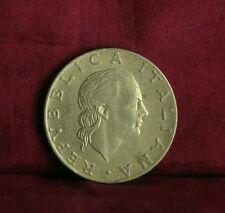 200 Lire 1980 R Italy World Coin Nice Details KM105 Italiana