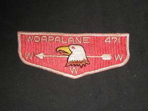 Woapalane 471 s2 flap