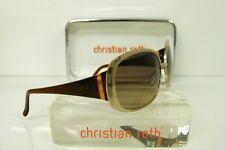 Originale Sonnenbrille CHRISTIAN ROTH Titan CR 14288 BR mysfytHTEr