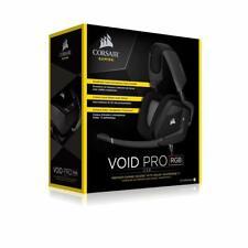 Corsair VOID PRO RGB Wireless Dolby 7.1 Premium Gaming Headset - Carbon