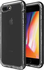 LifeProof Next Series Case iPhone 8 PLUS & 7 PLUS - Black Crystal, Easy Open Box