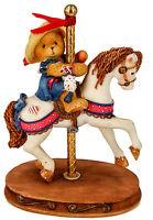 "Cherished Teddies Figurine ""Gina"" 502898 Reg. No. 9E3/053 - AU SELLER"