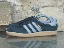 Adidas X SNS Estocolmo Gortex UK7 US7.5 Negro Gris Goma City Serie Rara
