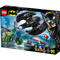 LEGO 76120 Batman™ Batwing and The Riddler™ Heist DC Super Heroes