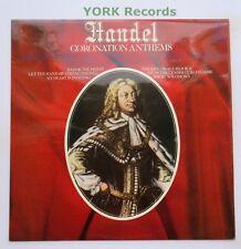 CFP 40321 - HANDEL - Coronation Anthems MENUHIN Ambrosian Singers - Ex LP Record