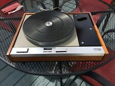 THORENS TD 125 MKii TURNTABLE...READY FOR SME 3009 TONEARM...VINTAGE AUDIO!!