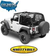 Smittybilt C.RES2 HD Restraint Cargo Net 07-17 Jeep Wrangler JK 2 Door 571135