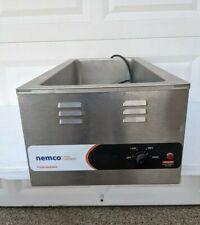 Nemco 6055a 43 4 13 Size Countertop Food Warmer