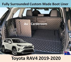 New Toyota RAV4 2019-2021 Custom Made Trunk Boot Mats Liner Cargo Mat Cover