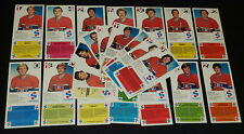 1982-83 MONTREAL CANADIENS STEINBERG HOCKEY CARDS (24) COMPLETE SET WITH COUPONS