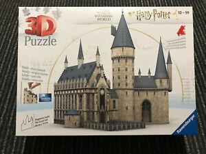 Ravensburger 3D Puzzle - Hogwarts Castle Harry Potter