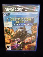 Destruction Derby Arenas  nuevo y precintado playstation 2