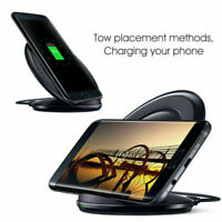 Qi Wireless Charger Charging Pad+Receiver Kit Samsung Galaxy Note,iPhone66s/Plus
