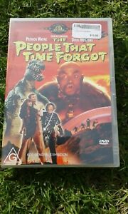 The People That Time Forgot(1977 Film) DVD- Region $ NEW & SEALED