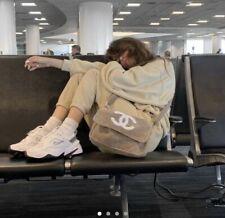 Fluffy Chanel Teddybear Beige Bag