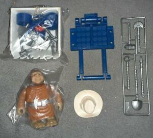 Figurine Bravestarr Deputy Fuzz Fuzz Vintage Mattel no Tex Hex Laser MOTU #3 A-6