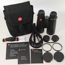 Leica Ultravid-Fernglas 10x50 HD schwarz /neuwertig / Garantie / vom Fotohändler