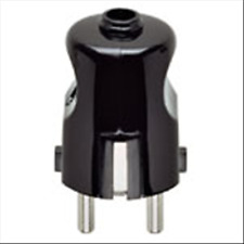 VIMAR SPINA 2P+T 16A S31 ASSIALE NERO 00231