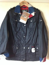 Barbour Cotton Casual Popper Coats & Jackets for Women