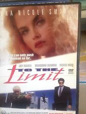 To The Limit (DVD, 2004) * USED *