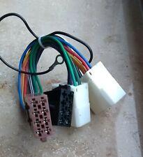 Autoradio-Adapter ISO auf DIN Anschlusskabel für Mazda