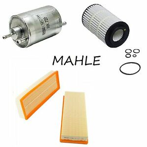 Tune Up Kit with Air Oil and Fuel Filters for Mercedes-Benz CL500 2000-2006