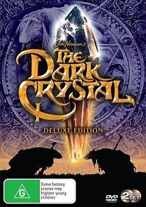 The Dark Crystal DVD Region 4 NEW