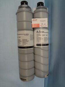 LOT 2 RICOH TONER 841332 1060 1075 2051 2060 TYPE 6110D MP 6000 7000 7500 8000