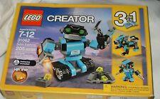 LEGO Creator Robo Explorer 205 piece Building Set  3-in-1  NEW