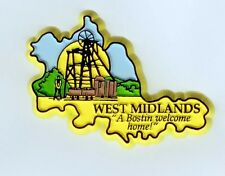 4 West Midlands County Magnets Black Country Party Bag Filler