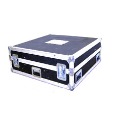 """Black 42"""" x 38-1/4"""" x 12-1/2"""" Road/Travel/Shipping/Storage Mixing Board Case"""