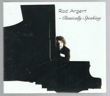 ROD ARGENT - CLASSICALLY SPEAKING (SEALED CD)