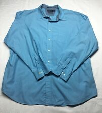 Nautica Long Sleeve Shirt Blue  Men's XXL