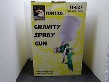 Automotive Paint 2k Graviry 1.4nozzle Spray Gun H.V.L.P $79.95 Free Delivery