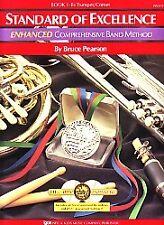 STANDARD OF EXCELLENCE ENHANCED 1 Trumpet & CDrom*