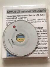 LG KM 900 Benutzerhandbuch CD Rom