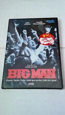 """DVD """"BIG MAN"""" PRECINTADA LIAM NEESON DAVID LELAND PRECINTADA SEALED"""