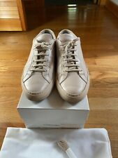 Common Projects Original Achilles Sneaker Nude Size 44