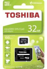 Toshiba 32GB Micro SD 100MB/s Memory card for Samsung Galaxy A3 (2016) Mobile