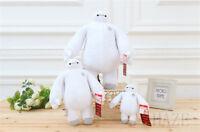 White Big Hero Robot Baymax Beast corps Soft Plush Toys Stuffed Dolls