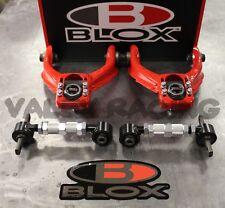 Blox RED Front & Blox Rear Camber Kit Combo HONDA CIVIC 96-00 EK