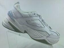 Nike M2K Tekno Sneakers Triple White/Platinum AV4789-101 Men's Shoes Size