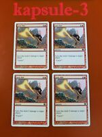 4x Lava Axe | 9th Edition | MTG Magic The Gathering Cards