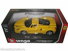 Bburago FERRARI ENZO YELLOW 1/24 Diecast cars NEW IN BOX 18-26006YL