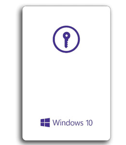 W.I.N 10.PRO EDITION (KEY TO ACTIVATE)-Fast