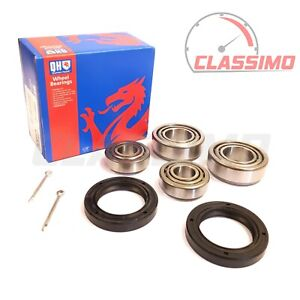 QH Front Wheel Bearing Kit Pair for FORD CORTINA MK 1 & 2 - 1964 to 1970