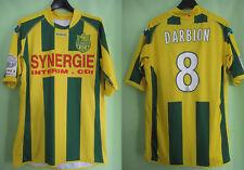 Maillot FC Nantes #8 Darbion Kappa Synergie vintage Porté Ligue 2 - M