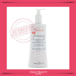 Avene Antirougeurs CLEAN Soothing Cleansing Lotion 400ml 13.5oz NEW FASTSHIP